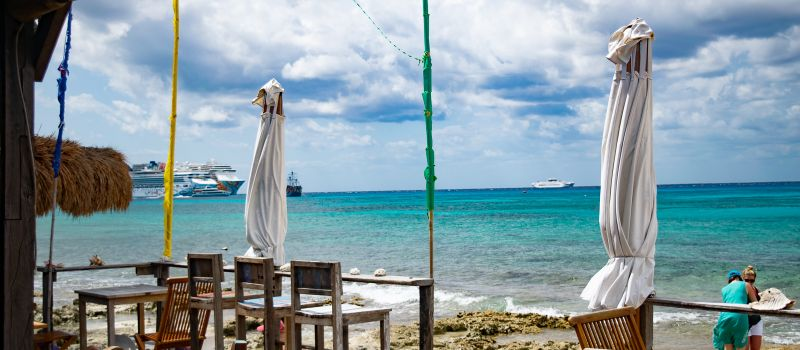 Cozumel Beach Clubs Restaurants
