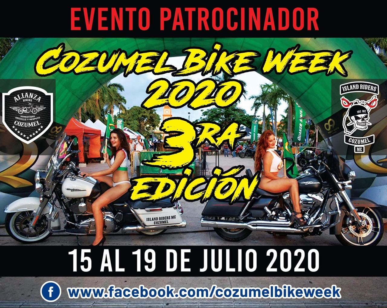 Cozumel Bike Week 2020